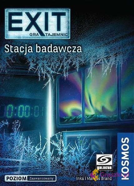 EXIT: Stacja badawcza | Galakta